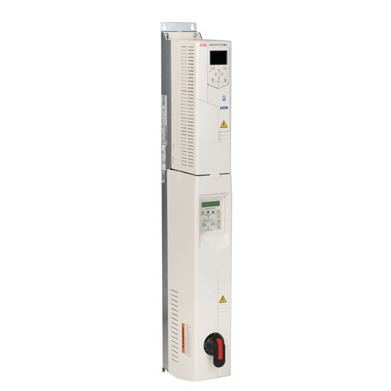 Picture of ACH580 VCR Series (VFD with Circuit Breaker, Bypass, Service Switch): 15 HP, 460/3 V, NEMA 1