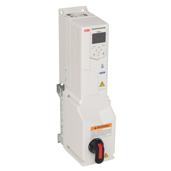 Picture of ACH580 PCR Series (VFD with Circuit Breaker): 7.5 HP, 460/3 V, NEMA 1