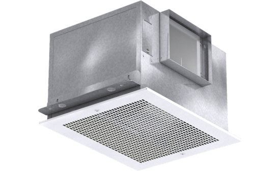 Picture of Ceiling Exhaust Fan, Model SP-A510, 115V, 1Ph, 392-557 CFM