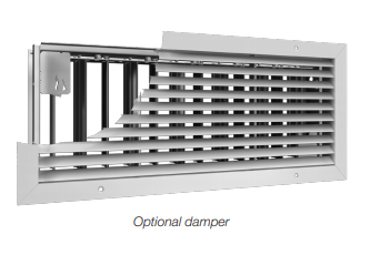 Picture of Opposed Blade Damper (Model VCS3)