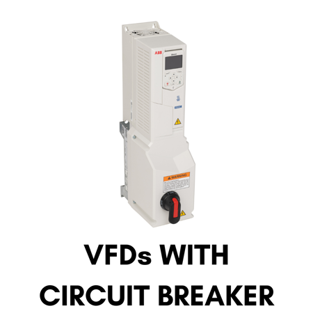 Picture for category VFDs with Circuit Breaker