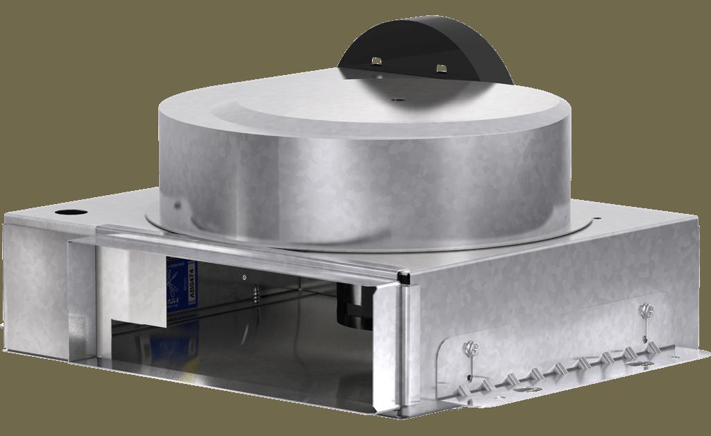 Picture of Inline Cabinet Fan, Model CSP-B110, 115V, 1 Ph, 86-103 CFM