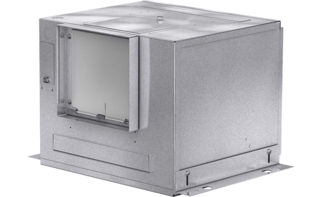 Picture of Inline Cabinet Fan, Model CSP-A200, 115V, 1 Ph, 70-254 CFM