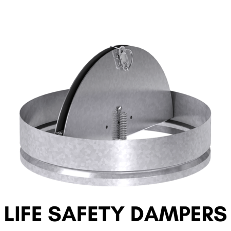 Picture for category Life Safety Dampers