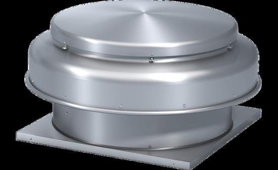 Picture of Spun Aluminum Gravity Ventilator, Size 12, Model GRS-12