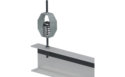 Picture of Vibration Isolation Kit, Spring Hanging, For use with Model SQ 100-140 and BSQ 70-130