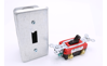 Picture of Disconnect Switch, NEMA-1, 1 Pole, Single Throw, Up to 1HP, 120V, Single Phase