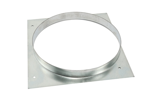 Picture of Round Duct Connector, Model RDC-8, 8 In Dia, For Models SP/CSP